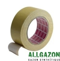 Double-sided adhesive tape cloth