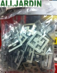 Clips and screws