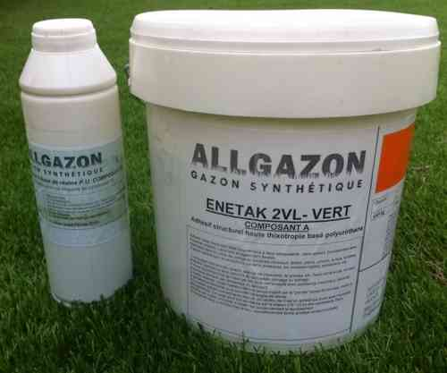 Glue bi component 5,1kgs for artificial grass