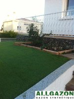 Artificial grass in Toulouse