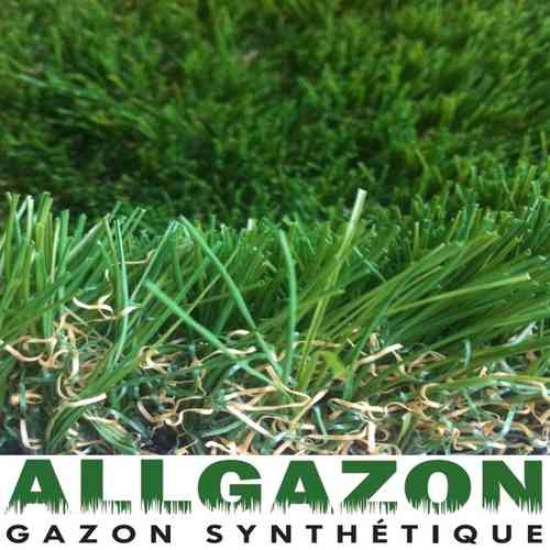 "Synthetic Grass Green Perfect ""fiber C-shape"""