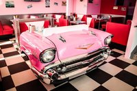 American Retro Diner Furnitures - Fifties and Happy Days