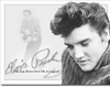 American Advertising Tin Sign - Vintage Wall Decor - Elvis Sun Never Set