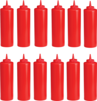 Ketchup Dispenser 350 ml - Bulk 12 Items