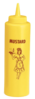 Distributeur de Moutarde 350 ml NOSTALGIA 1950's