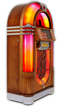 Jukebox - 1015 Classic Jukebox SoundLeisure (Slim)