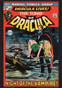 Poster Marvel Dracula