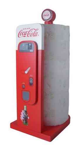 Coca-Cola Vending machine PT Holder