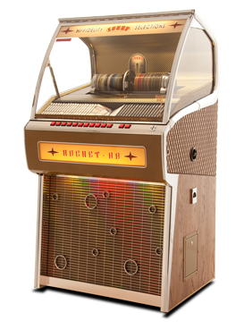 Jukebox - Rocket 88 Silver Age SoundLeisure