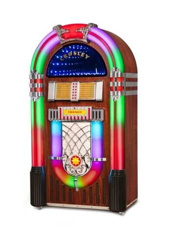 Jukebox Crosley Full Size & Bluetooth