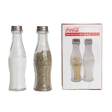 Coca-Cola Salt &Pepper Shaker
