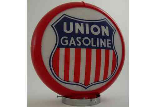 Globe de pompe à essence - Union Gasoline