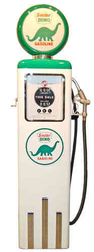Reproduction American Gas Pump - Poly Gas
