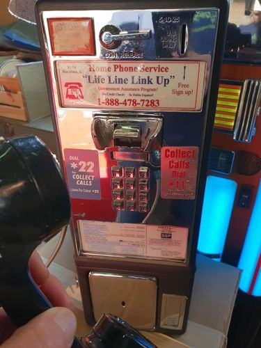 Real Street Payphone