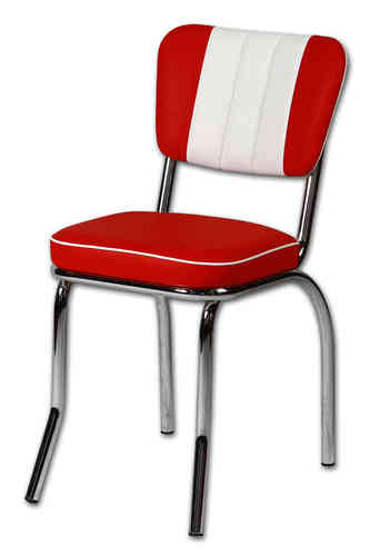 Hollywood Retro Diner Chair - 1950's style