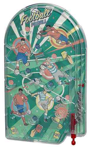 FOOTBALL PINBALL GAME