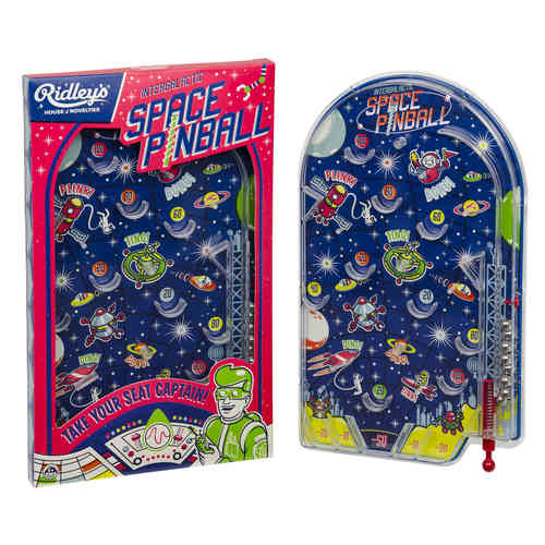 SPACE PINBALL GAME