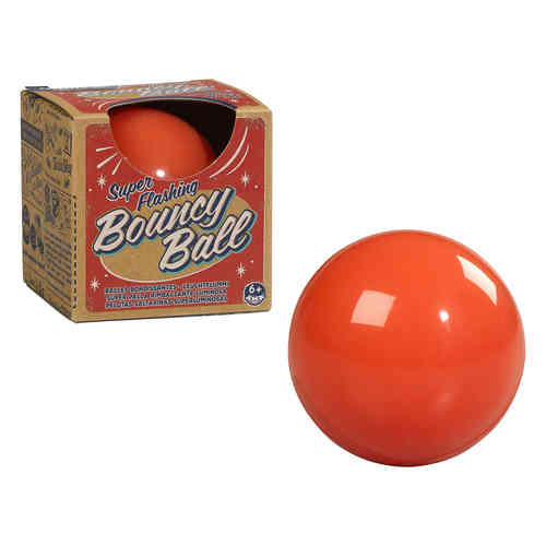 SUPER FLASHING BOUNCY BALL