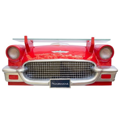 FORD THUNDERBIRD FRONT END WALL SHELF (WORKING LIGHTS)