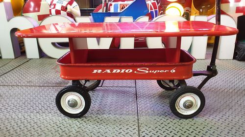 RFlyer Radio Super Table
