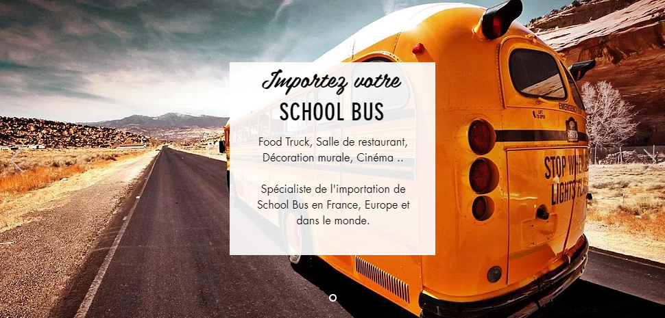 American School Bus Importation