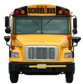 American School Buses from the USA